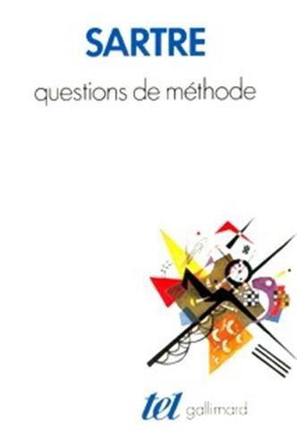9782070707676: Questions de méthode