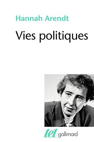 9782070708055: Vies politiques