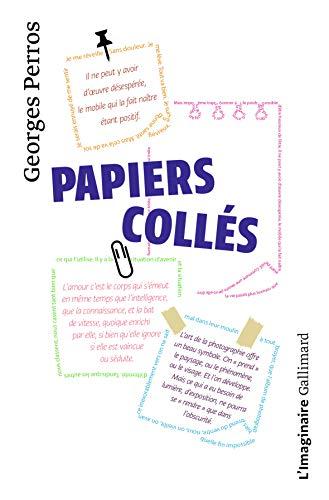 9782070708567: Papiers colles