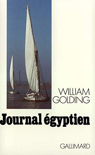 Journal à gyptien [Paperback] [Apr 22, 1987]: William Golding