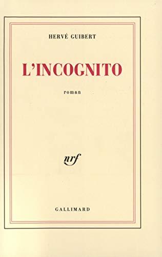9782070709700: L'Incognito