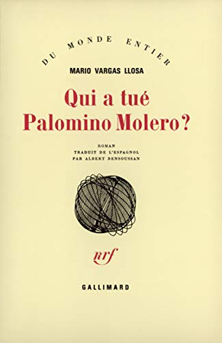 9782070709717: Qui a tué Palomino Molero ?
