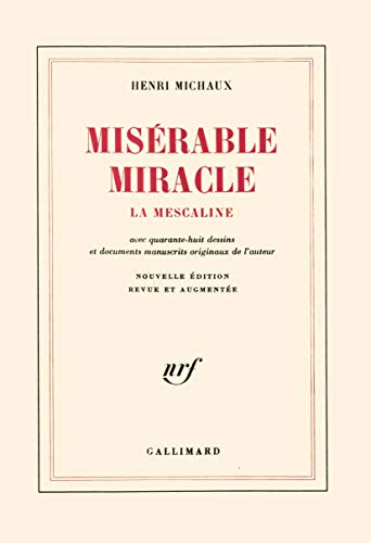 Misérable miracle (2070709795) by Henri Michaux