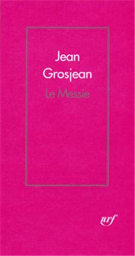 9782070709878: Le Messie (French Edition)