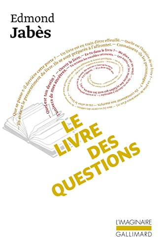 9782070711949: Livre DES Questions 1 (English, French and French Edition)
