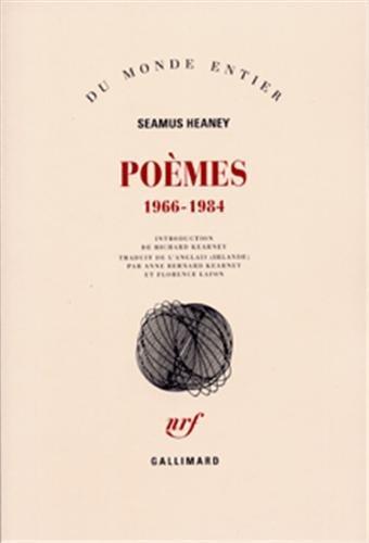 Poèmes 1966-1984: Heaney, Seamus