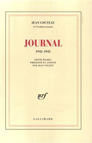 Journal, 1942-1945 (French Edition): Cocteau, Jean
