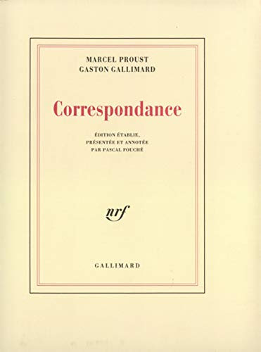 9782070716296: Correspondance: (1912-1922) (Blanche)