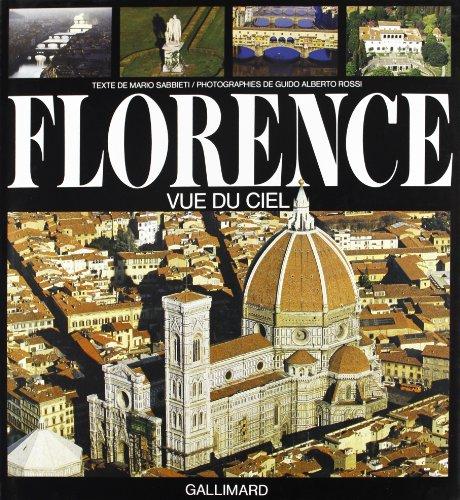 9782070717729: Florence vue du ciel