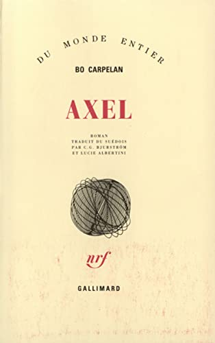 9782070718320: Axel (French Edition)