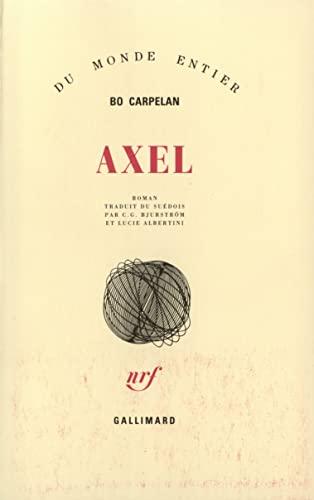 9782070718320: Axel