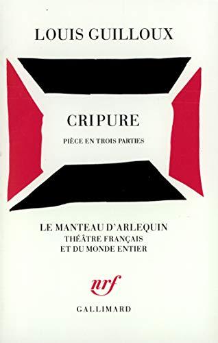 9782070718627: Cripure