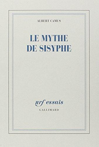 9782070719662: Le mythe de Sisyphe: Essai sur l'absurde (NRF Essais)