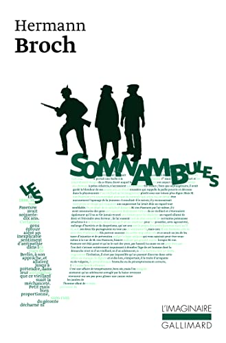 9782070719716: Les Somnambules