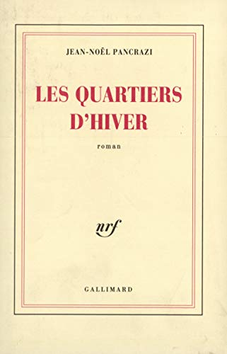 9782070720071: Les quartiers dhiver (French Edition)