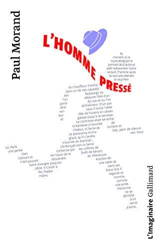 9782070720651: L'Homme press�