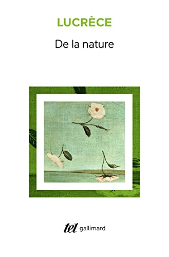 9782070720804: De la Nature