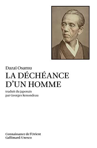 La déchéance d'un homme (9782070720880) by Osamu Dazaï