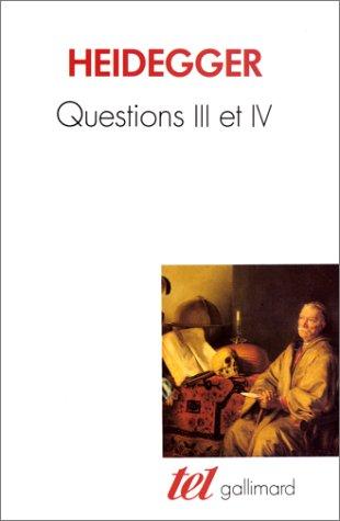 9782070721306: Questions III et IV