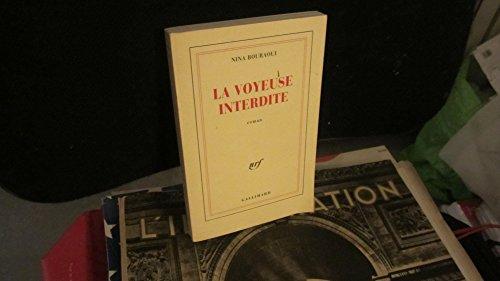 9782070721689: La voyeuse interdite: Roman (French Edition)