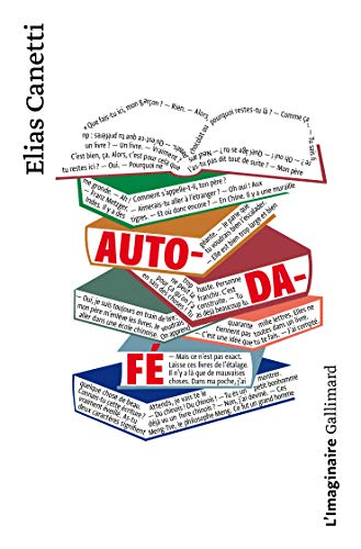 9782070721825: Auto-da-fé