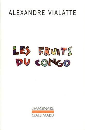 9782070722983: Les Fruits du Congo