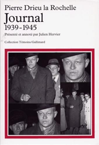 9782070723072: Journal: (1939-1945)