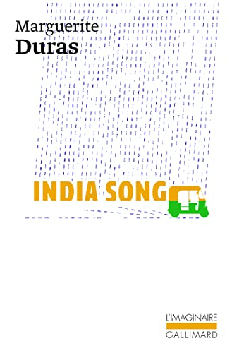 9782070723867: India Song (English, French and French Edition)