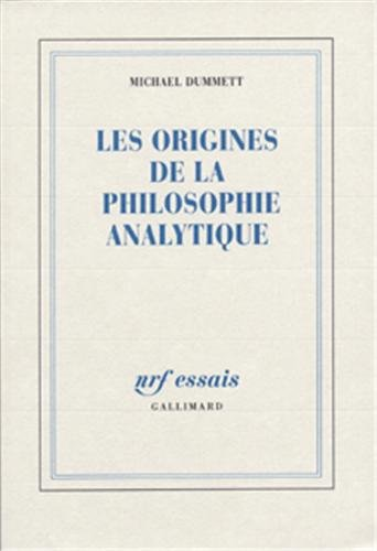 9782070724611: Les Origines de la philosophie analytique