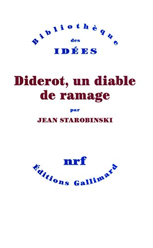 9782070725892: Diderot, un diable de ramage