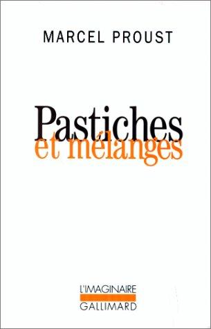 9782070727186: Pastiches et mélanges