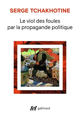9782070727278: Le Viol DES Foules