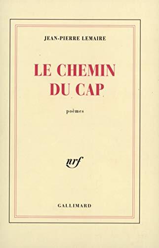 9782070727650: Le Chemin du cap