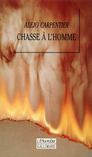 9782070728336: Chasse � l'homme