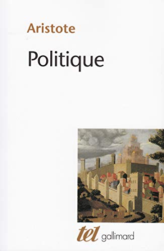 9782070728404: Politique: Livres I à VIII