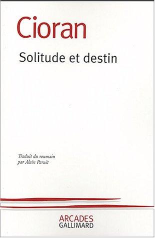 9782070729746: Solitude et destin (French Edition)