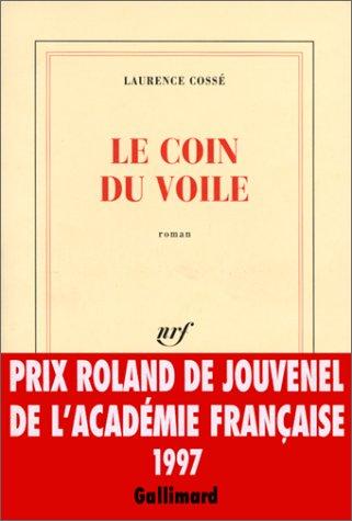 9782070730292: Le coin du voile: Roman (French Edition)