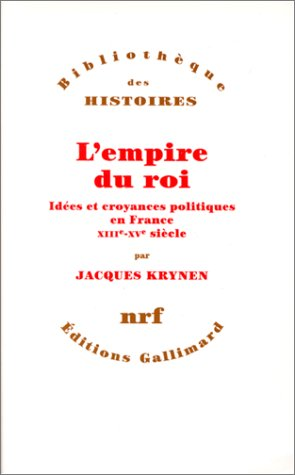 9782070731176: L'Empire Du Roi (French Edition)