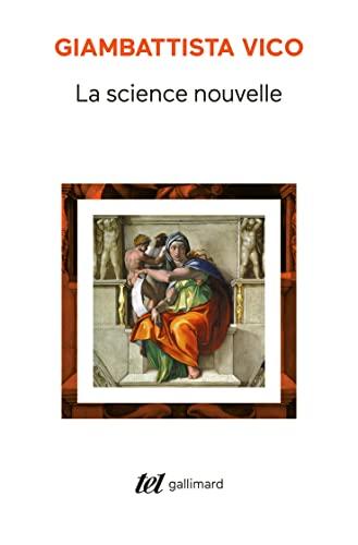 9782070731343: La Science nouvelle: (1725)