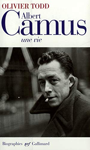 9782070732388: Albert Camus: Une Vie (N.R.F. biographies) (English, French and French Edition)