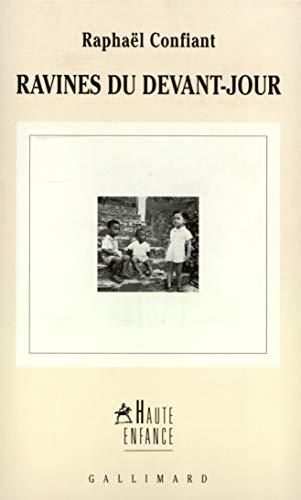 9782070732463: Ravines du devant-jour: Récit (Haute enfance) (French Edition)