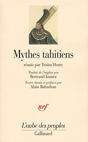Mythes tahitiens: Henry, Teuira: