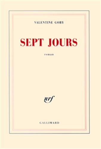 9782070733026: Sept jours (French Edition)