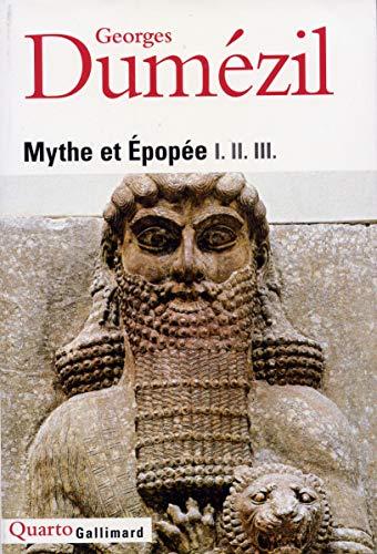 9782070736560: Mythe et épopée (Quarto)