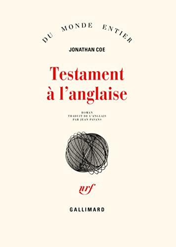 9782070736669: Testament à l'anglaise