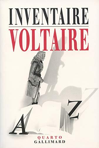 Inventaire (Quarto) (French Edition): Voltaire