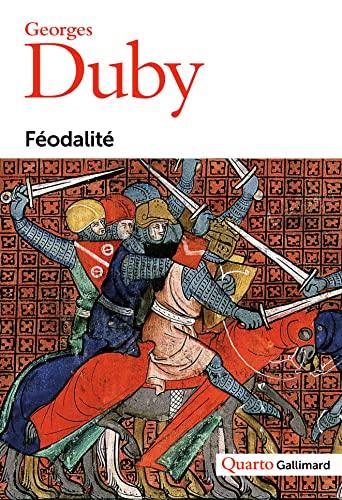 9782070737581: Féodalité (Quarto) (French Edition)