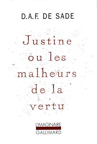 9782070738519: Justine ou Les malheurs de la vertu (L'Imaginaire)