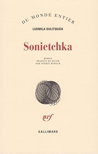 9782070738724: Sonietchka