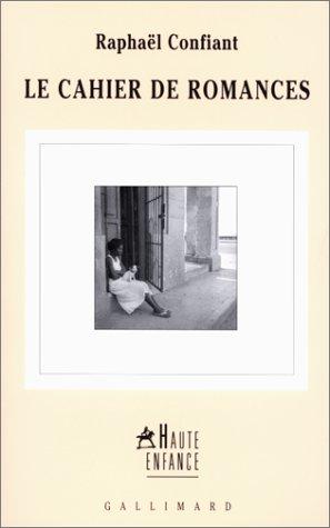 9782070738960: Le Cahier de romances